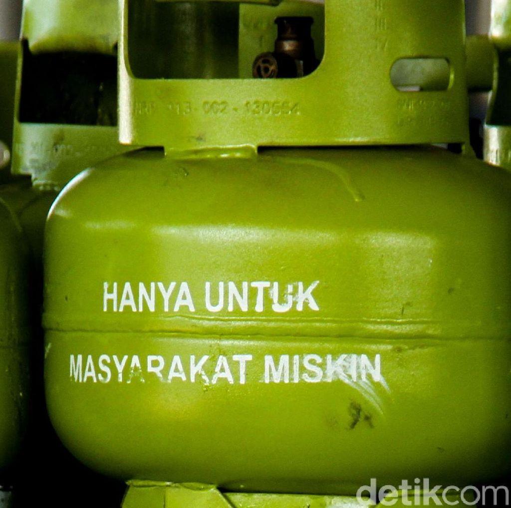 Plt Gubernur Aceh Larang PNS Pakai Gas Elpiji 3 Kg
