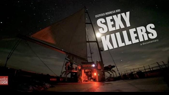 Cuplikan Sexy Killers dari instagram.