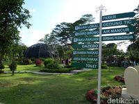 Tumbuhan Langka dan Air Terjun 'Niagara' di Kebun Raya Indrokilo Boyolali