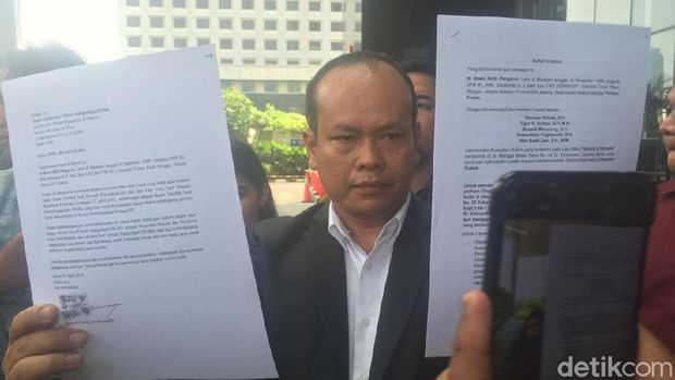 Bowo Sidik akan Ubah Keterangan Soal Enggartiasto dan Sofyan Basir