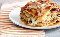 Bukan Terbuat Dari Saus Daging, Lasagna Isi Sayuran Ini Dikritik Netizen