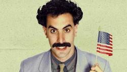Pengacara Donald Trump Terekam Sedang Lecehkan Reporter di Film Terbaru Borat
