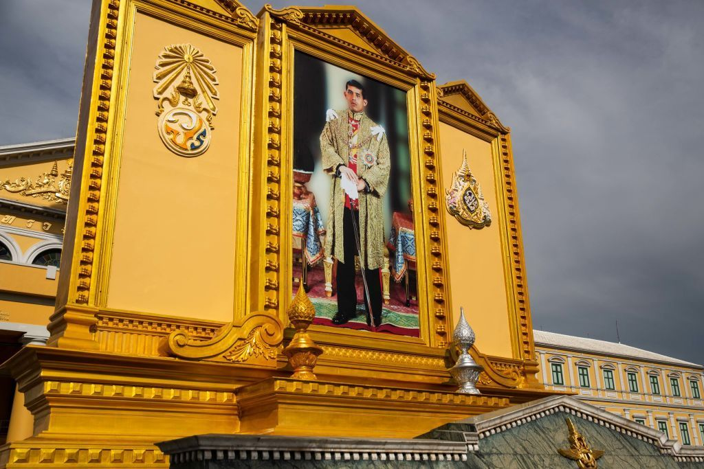Fakta Raja Thailand yang Karantina Bersama 20 Selir di Hotel Mewah