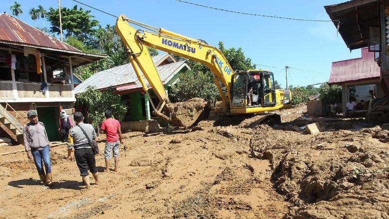 Masa Tanggap Darurat Bencana di Bengkulu Dicabut