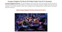 Streaming Film Bajakan Avengers: Endgame? Itu Berbahaya...