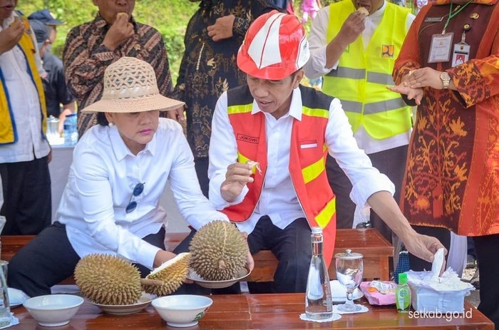 Foto: instagram jokowi/sektetariat kabinet