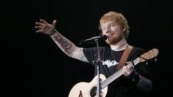 Tak Rilis Lagu, Ed Sheeran Paling Sering Didengar 2018