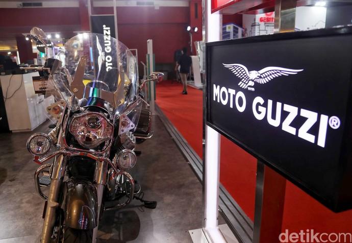 Moto Guzzi California Touring SE Rp 812 Juta, Keren Gak!