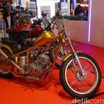Motor Chopper Jokowi Dijual Mulai dari Rp 100 Juta