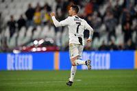 Cristiano Ronaldo, ujung tombak Juventus (Tullio M. Puglia/Getty Images)