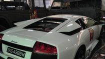 Bea Cukai Banda Aceh Akan Lelang 59 Mobil dari Marcedes-Benz hingga Lamborghini
