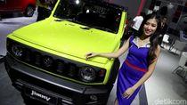 Berpotensi Terbakar, Suzuki Recall Jimny