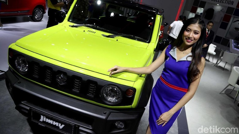 Suzuki Jimny Foto: Pradita Utama
