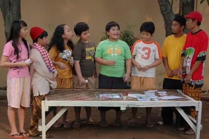 Pecinta perfilman tanah air pasti masih ingat dengan sosok Memet di sinetron Si Entong. (Foto: Dok. Pribadi Kemal Fathurrakhman, ditampilkan atas izin yang bersangkutan.)