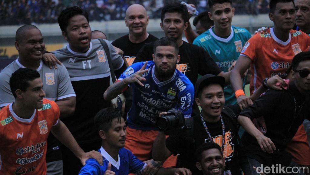 Borneo FC Lolos Semifinal Piala Indonesia, Diego Michiels: Alhamdulillah