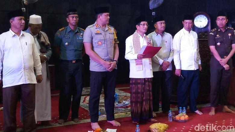 Imam Besar Istiqlal: Usai Pemilu dan Jelang Puasa, Mari Saling Memaafkan