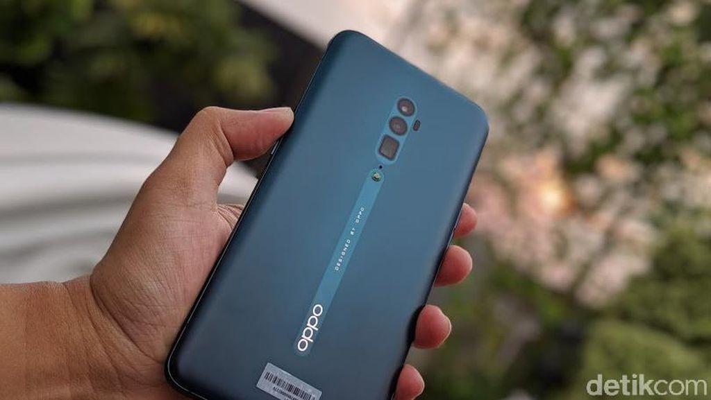 Menggenggam Oppo Reno 5G di Indonesia