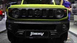 GIIAS 2019: Kuota Jimny Terbatas, Hanya 40-50 Unit per Bulan