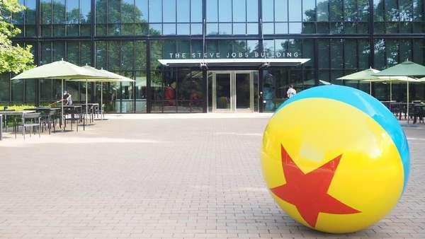 Mengintip Markas Toy Story di Studio Pixar