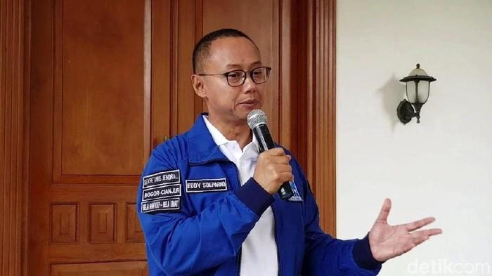 Eddy Soeparno (Foto: Ibnu Hariyanto/detikcom)