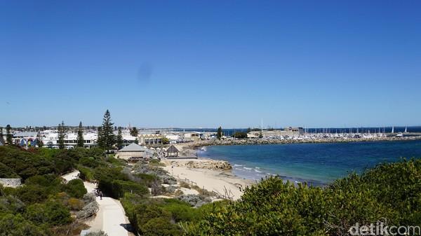 Satu hari yang biasa di Australia Barat adalah satu hari yang luar biasa untuk traveler dengan jalan-jalan di Fremantle(Ahmad Masaul Khoiri/detikcom)