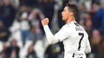 Sarri Datang ke Juventus, Cristiano Ronaldo Akan Jadi False 9?