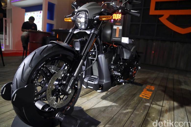Moge Harley-Davidson. Foto: Pradita Utama