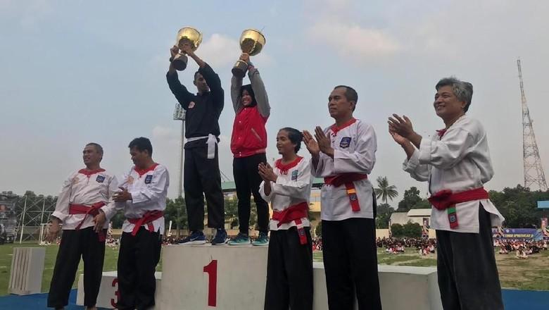 1.500 Pesilat Catat Rekor di Merpati Putih Open Piala Panglima TNI