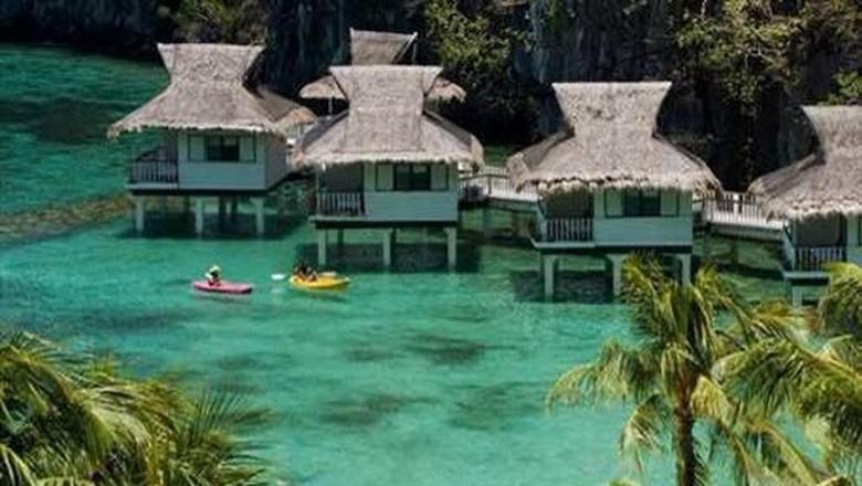 El Nido Resort di Pulau Miniloc (agoda)