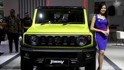 Suzuki Berniat Produksi Jimny di Indonesia
