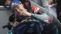 Gagal Finis di MotoGP Spanyol, Pelajaran Berharga untuk Quartararo