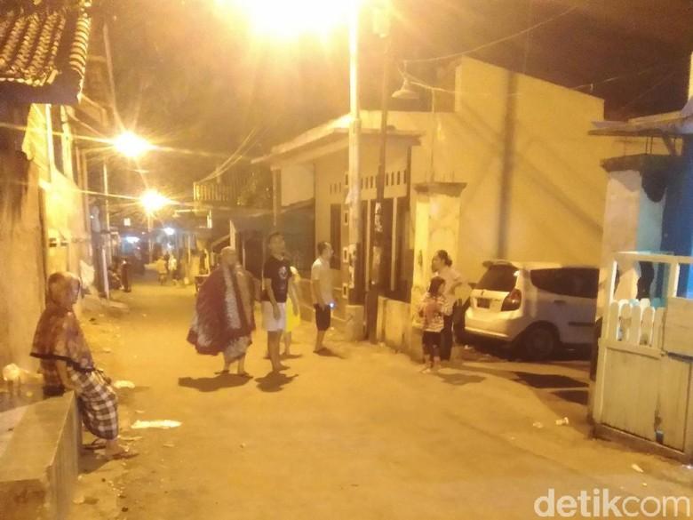 Gempa M 4,3 di Lombok Utara, Warga Mataram Lari Keluar Rumah