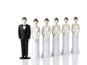 Kisah Pria Nikahi Pacar dan Wanita Pilihan Orangtuanya Secara Bersamaan