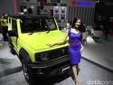 Meluncur Juli, Suzuki Jimny Pamer Otot di GIIAS 2019