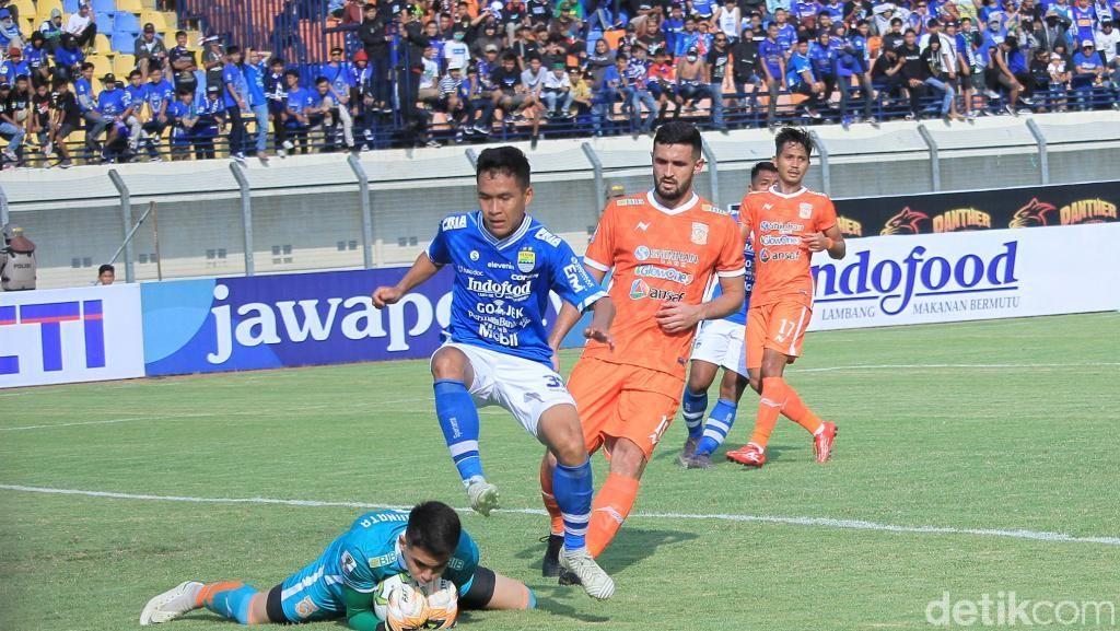 Kalahkan Borneo FC 3-2 di Leg Kedua, tapi Persib Tersingkir dari Piala Indonesia