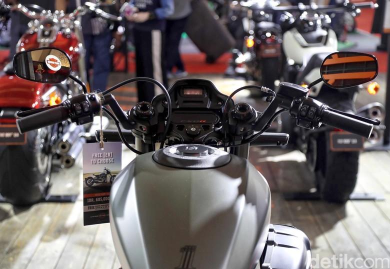 Harley-Davidson Foto: Pradita Utama