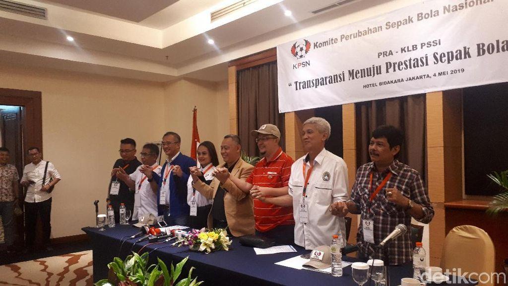 KPSN Ajak PSSI Duduk Satu Meja di Yogyakarta Enam Hari Lagi