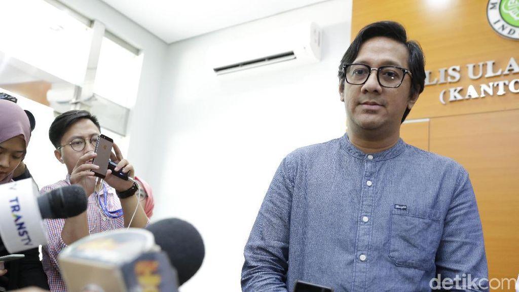 Candaan Berujung Khilaf, Andre Taulany Minta Maaf
