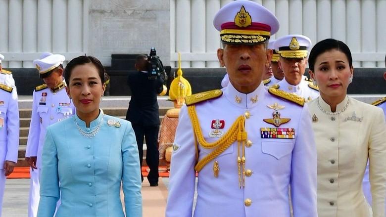 Sosok Raja Baru Thailand Maha Vajiralongkorn di Mata Minoritas Muslim