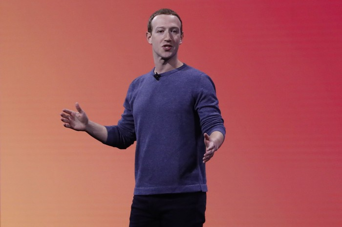 Mark Zuckerberg. Foto: Reuters