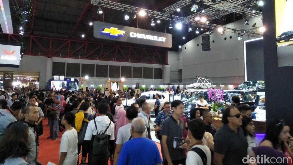 Lebih Millenials, Total Transaksi IIMS 2019 Berpotensi Terbesar Sepanjang Masa