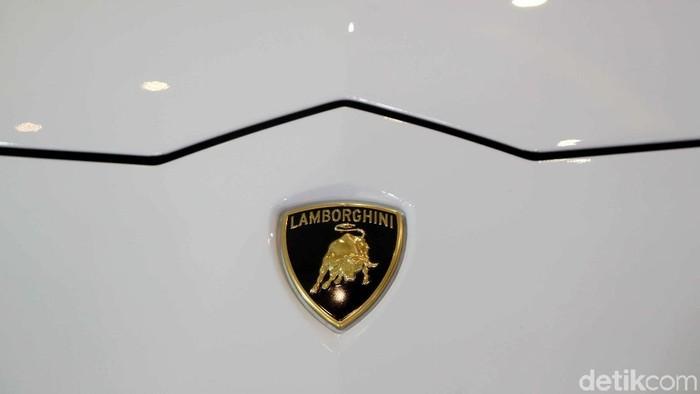 Lamborghini di IIMS 2019.