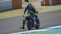 Finis Keenam, Rossi Mengaku Salah Pilih Ban