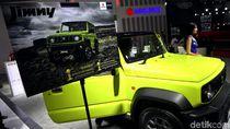Suzuki Jimny Terbatas, Setiap Diler Cuma Kebagian 6 Unit