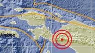 Gempa M 5,0 Guncang Deiyai, Papua