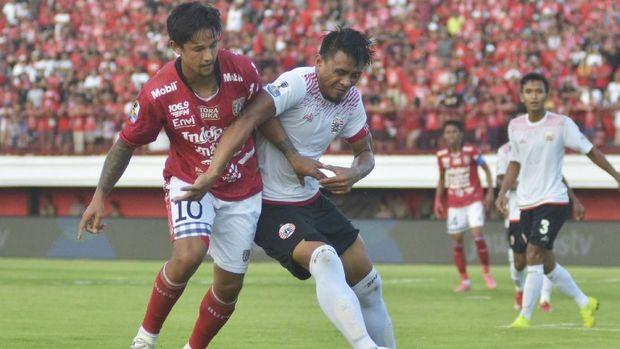 Persija Jakarta singkirkan Bali United di Piala Indonesia.