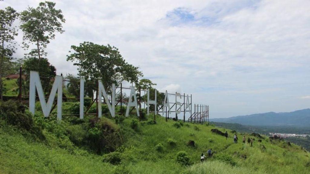 Kaki Dian, Tempat Terbaik Melihat Manado dari Ketinggian