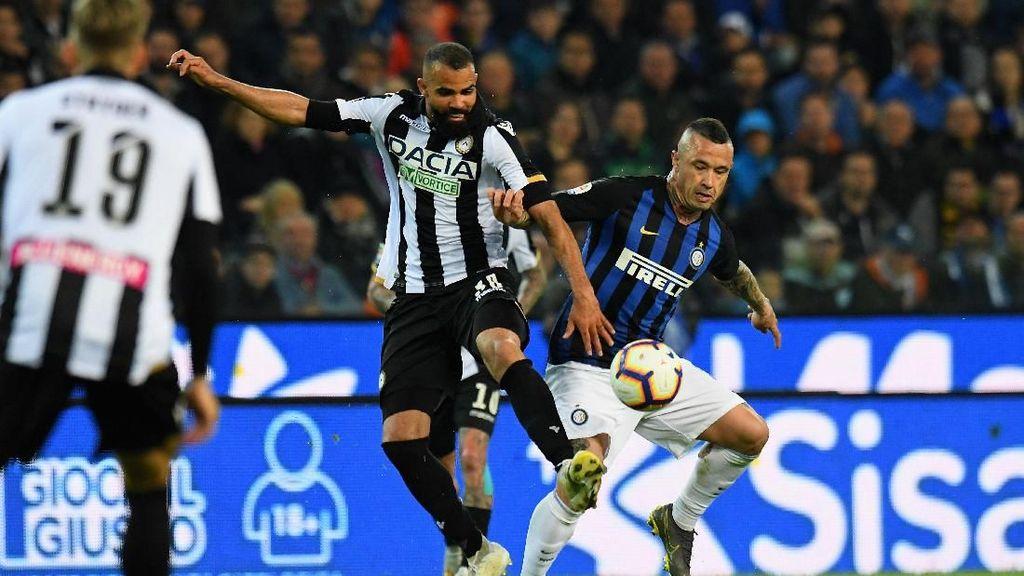 Hasil Liga Italia: Imbang Lagi, Inter Ditahan Udinese 0-0