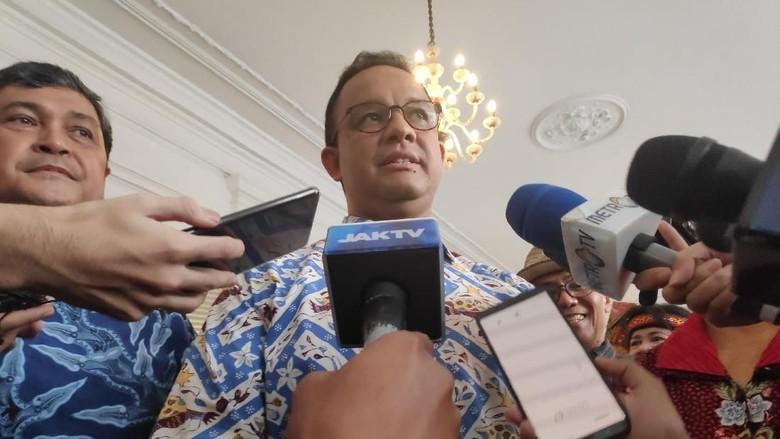 Anies Baswedan Digugat karena Pencemaran Udara, Ini kata Dinas LH DKI