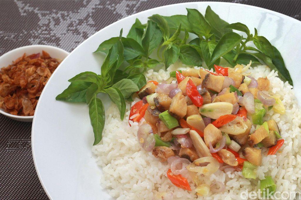 Resep ramadhan Philips : Nasi Gurih Ikan Asin